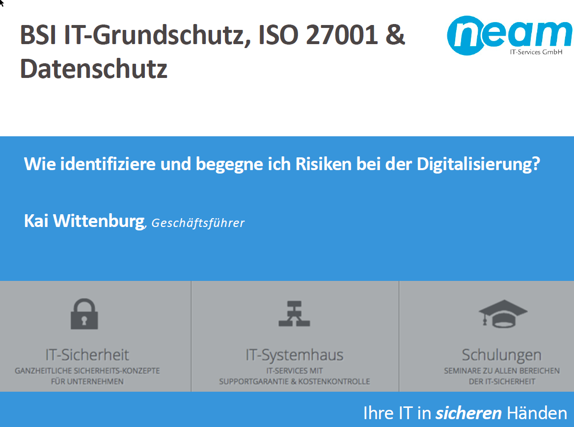 neam IT Services GmbH